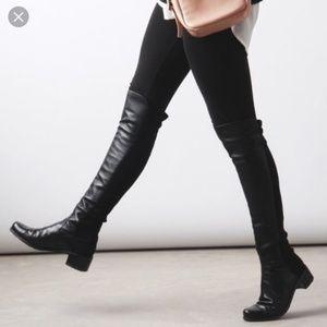 Stuart Weitzman • 5050 Leather Boots SZ 10